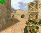 AWP Эльфийский рейнджер for Counter-Strike 1.6 inside view