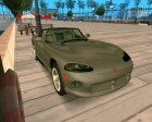 Dodge Viper RT 10 1992 for GTA San Andreas side view