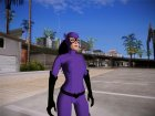 Catwoman 90s DLC From Batman Arkham Knight for GTA San Andreas left view