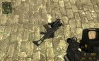 HK G36C/AG36/EOT для Counter-Strike Source вид сверху