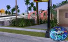 Спидометр 4 Dragon для GTA San Andreas вид слева