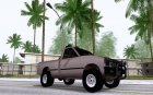 Chevrolet S-10 Off Road 1987 for GTA San Andreas inside view