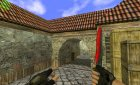 Bloody Knife for Counter-Strike 1.6 rear-left view