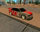 Audi S4 B5 2002 Champion Racing for GTA San Andreas rear-left view
