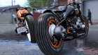 BMW R-75 Bobber 1.0 for GTA 5 top view