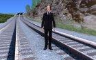 Евгений Ваганович Петросян v1 для GTA San Andreas вид изнутри