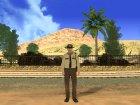 DSHER (Полиция) for GTA San Andreas left view