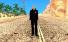 Dwayne The Rock Johnson для GTA San Andreas вид изнутри