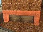 Новые текстуры завода для GTA San Andreas вид сбоку