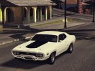 1972 Plymouth GTX для GTA San Andreas вид сбоку