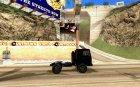 КАЗ 608в для GTA San Andreas вид изнутри
