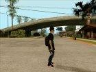 Swag v2 (zero) for GTA San Andreas rear-left view
