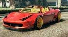 Ferrari 458 Italia Spider (LibertyWalk)