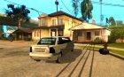 ВАЗ 2170 Приора Лимузин для GTA San Andreas вид сверху