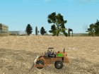 Paintable Dozer by Vexillum для GTA San Andreas