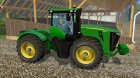 John Deere 9560R for Farming Simulator 2015 left view