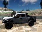 Ford F-150 Raptor Project Scorpio 2017 for GTA San Andreas left view