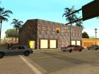 Новый спорт зал в Лос Сантосе for GTA San Andreas top view