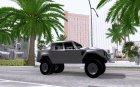 Lamborghini LM-002 for GTA San Andreas top view