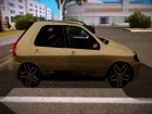 Fiat Palio Way for GTA San Andreas rear-left view