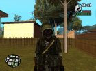 Пак скинов на военную тему для GTA San Andreas