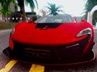 McLaren P1 GSC для GTA San Andreas вид слева