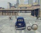 Car Damage Mod for Mafia II rear-left view