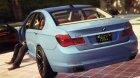 BMW 750Li F01 Original for GTA 5 left view