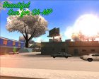 Beautiful Sun for SA-MP v4.0 для GTA San Andreas вид слева