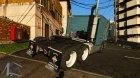 Navistar International 9800 1.0 for GTA 5 side view