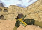Tec-9 Fuel Injector for Counter-Strike 1.6 left view