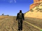 Tom Hardy для GTA San Andreas вид сбоку