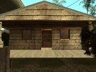 Новые дома на Грув-Стрит для GTA San Andreas вид сверху