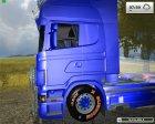 Scania R730 v1.0 для Farming Simulator 2013 вид слева