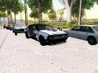 Dodge Challenger SRT8 Hemi Drag-Tuning for GTA San Andreas left view
