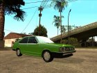 Volkswagen Passat 1981 (crow edit) for GTA San Andreas inside view