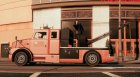 Police Towtruck for GTA 5 left view