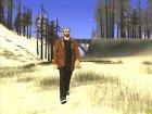 Skin HD GTA Online DLC for GTA San Andreas left view