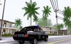ВАЗ 21099 Полиция for GTA San Andreas left view