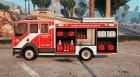 Ankara İtfaiyesi l Turkey Ankara Fire Department для GTA 5 вид слева