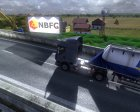 House & Truck Testing Area v3.0 for Euro Truck Simulator 2 left view