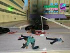 No death mod for GTA Vice City rear-left view