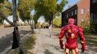 Железный человек IV v2.0 для GTA 4 вид сзади