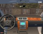 Chevrolet Avalanche 2008 for Mafia: The City of Lost Heaven inside view