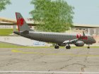 Embraer ERJ-190 Lion Air for GTA San Andreas top view