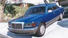 1990 Mercedes-Benz w126 560sel 1 .1a