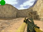 M4A1-S Knight из CS:GO для Counter-Strike 1.6 вид изнутри