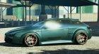 Alfa Romeo Brera Custom для GTA 5 вид слева