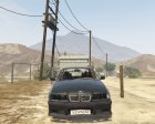 BMW M3 E36 Touring for GTA 5 left view
