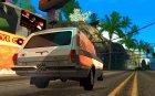 ГАЗ 24-02 Волга Фургон для GTA San Andreas вид сверху